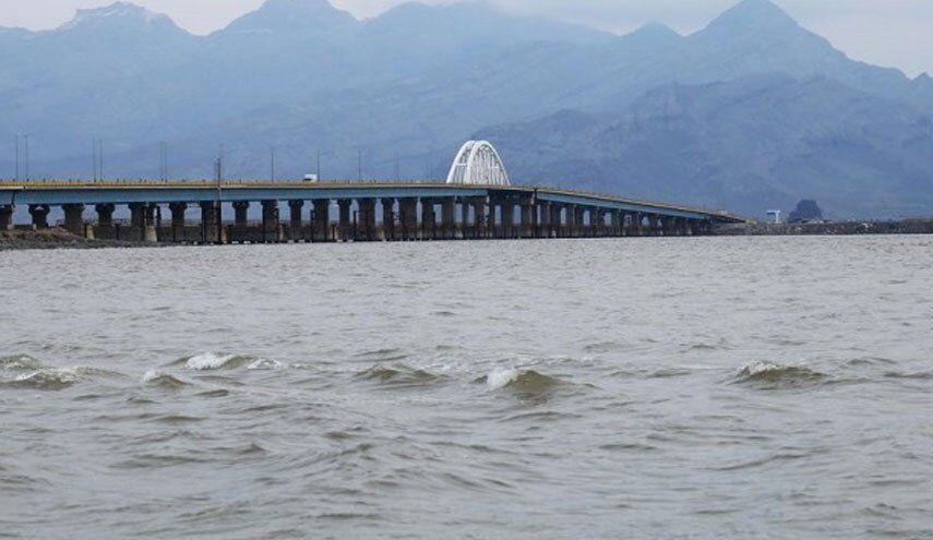 روند مثبت شدن تراز آب دریاچه ارومیه ادامه دارد