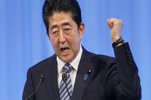 ژاپن: در هیچ عملیات نظامی آمریکا در خاورمیانه شرکت نمیکنیم