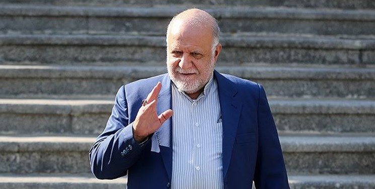 زنگنه مطرح کرد؛ تولید گاز ایران جلوتر از قطر
