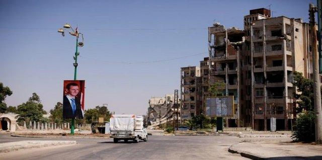 محمودزاده: ساخت مسکن در سوریه با هزینه دولت ایران نیست