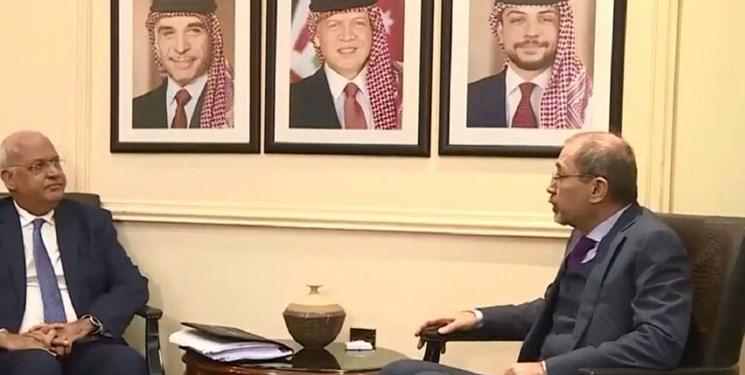 اردن: موضع ما در تشکیل کشور فلسطین به پایتختی قدس، ثابت است