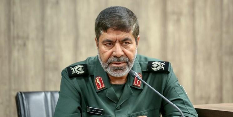 سردار شریف: حمله موشکی به عینالاسد هیمنه توخالی آمریکا را شکست