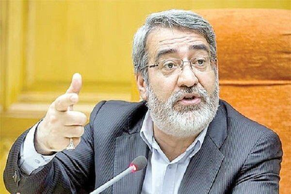 وزیر کشور: گروههای بازرسی بر تخلفات انتخاباتی نظارت کامل دارند