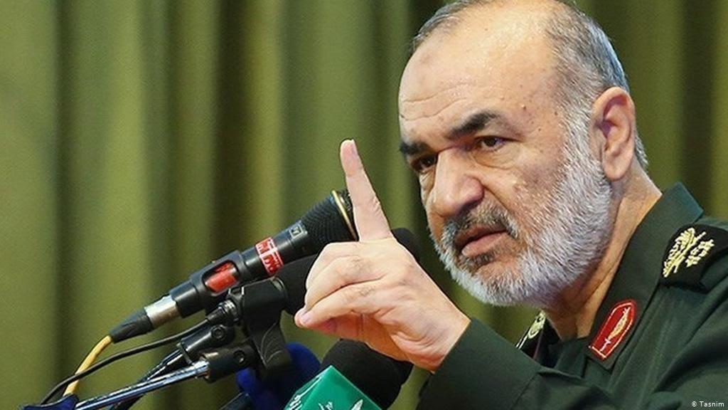 هشدار سرلشکر سلامی به آمریکا و اسرائیل: دست از پا خطا کنید هر دوی شما را می زنیم
