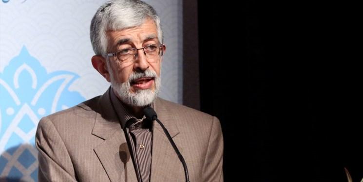 حداد عادل: به دنبال نجات اقتصاد ایران هستیم