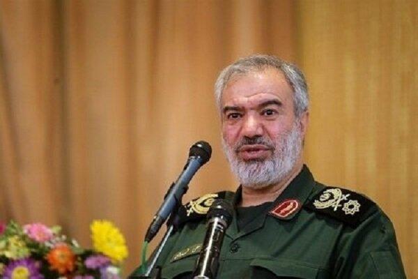 سردار فدوی: اطلاعات فراوانی در مورد حمله به پایگاه عینالاسد داریم