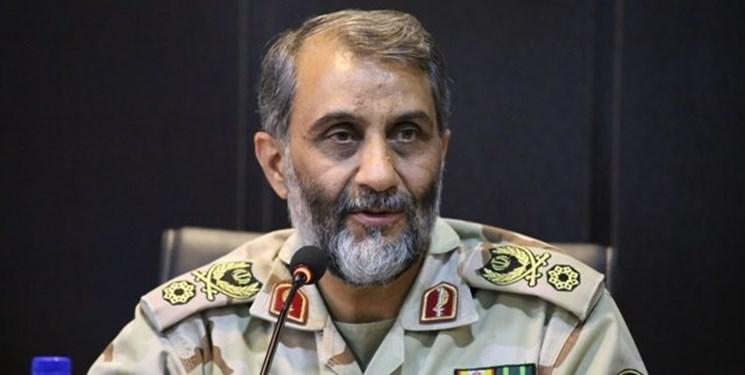 فرمانده مرزبانی ناجا: پیگیر وضعیت مرزبانان ربوده شده هستیم