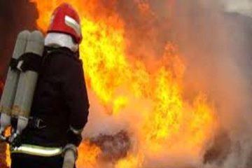 آتش سوزی بازار حرمخانه تبریز مهار شد