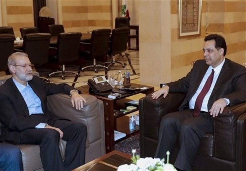 لاریجانی: آماده همکاری با دولت دیاب هستیم