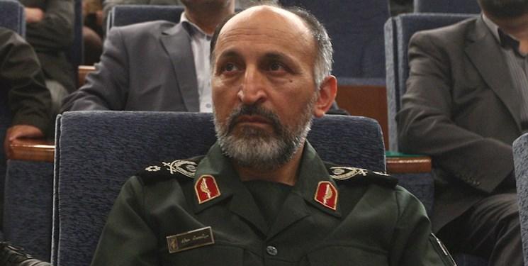 سردار حجازی: «حاج قاسم» رمز شکستهای آمریکا در منطقه بود