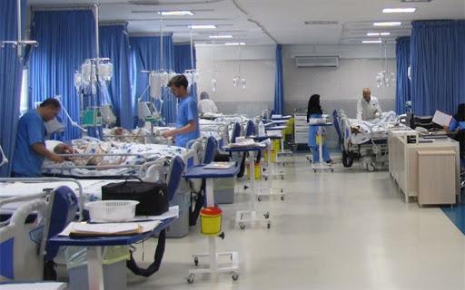 لیست بیمارستانهای پذیرش کننده بیماران کروناویروس اعلام شد