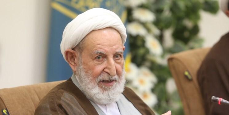 آیتالله محمد یزدی وارد مجلس خبرگان رهبری شد