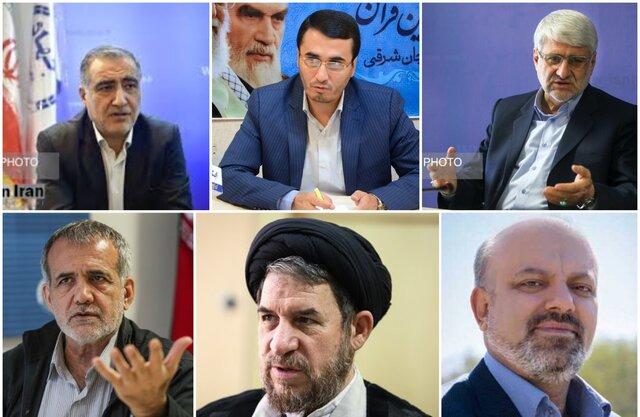 با اعلام ستاد انتخابات آذربایجان شرقی؛ نمایندگان مردم تبریز، آذرشهر و اسکو در مجلس مشخص شدند