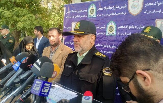 فرمانده انتظامی تهران بزرگ خبر داد؛ بازداشت 3 تن که در مورد کرونا رعب و وحشت ایجاد میکردند