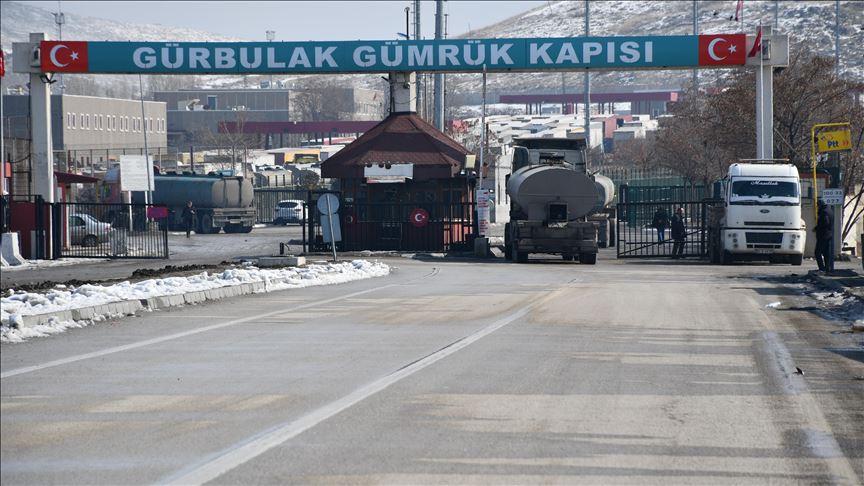 ترکیه مرزهایش با ایران را بست